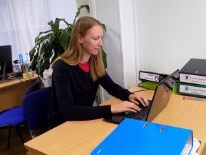 Internship in Secretarial and Translation - Work Experience Internship in Brighton