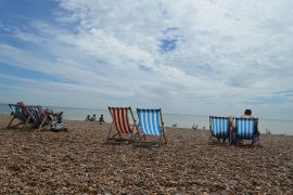 Brighton Beach - Internship in Brighton