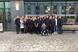 Danish Students in Brighton - Work Experience Internship in Brighton