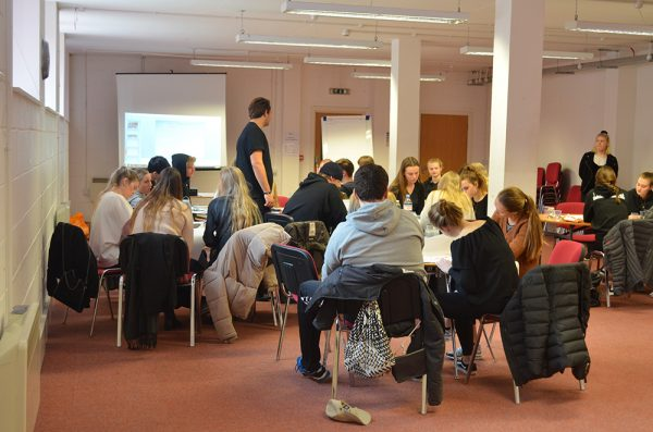 Social care and youth work