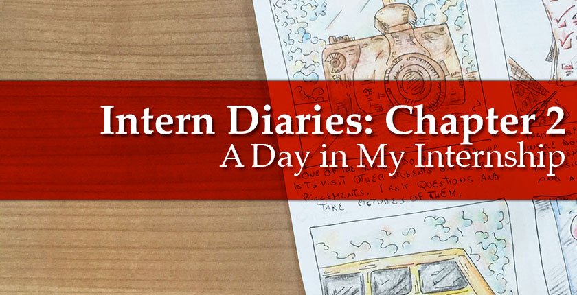 Intern Diaries 2: A Day in My Internship