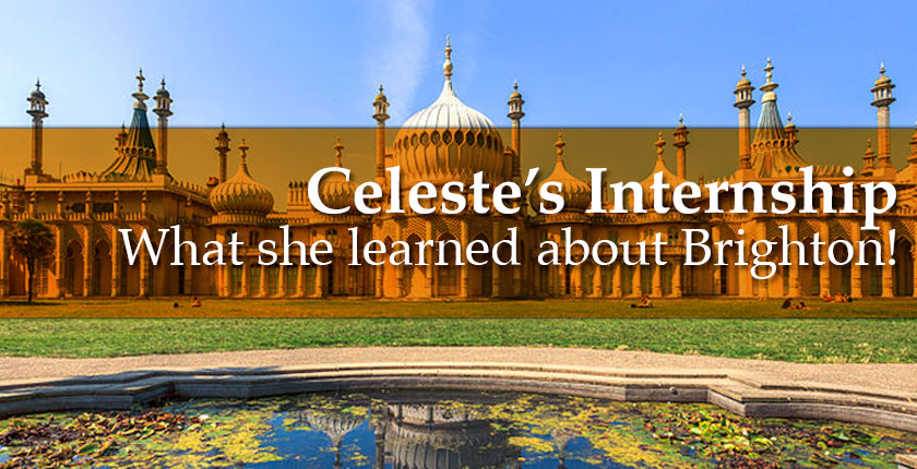 What Celeste learned about Brighton